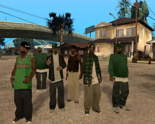 Grove Street Gang