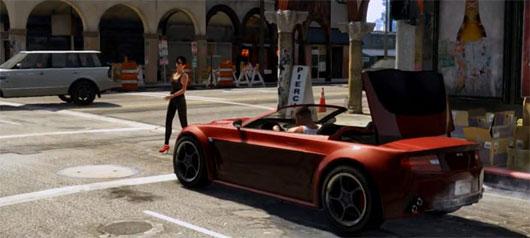 GTA 5 Convertible