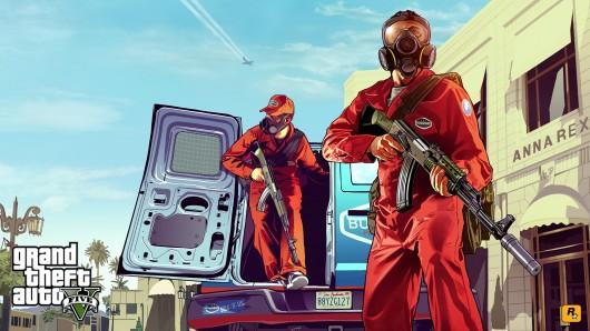 Post Control - GTA 5 Artwork