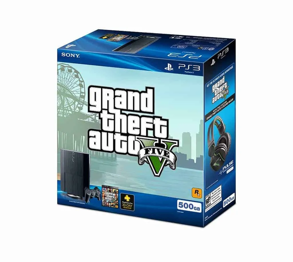 special edition gta v ps3 bundle announced gta 5 cheats. Black Bedroom Furniture Sets. Home Design Ideas