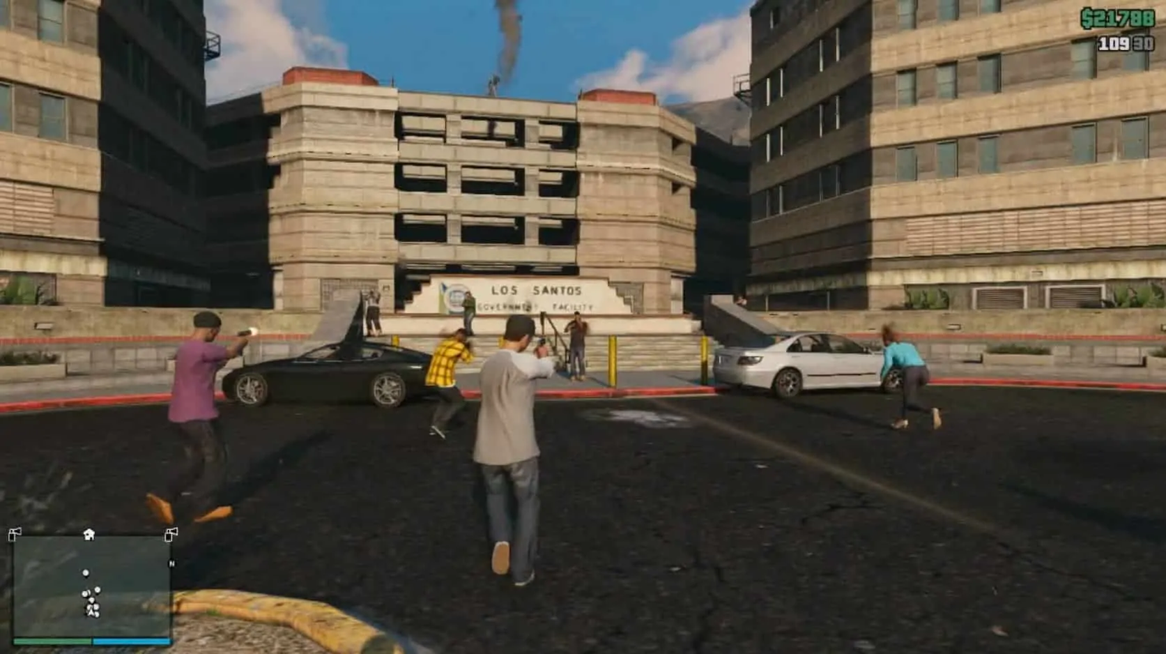 Everything You Need to Know About GTA Online - GTA 5 Cheats