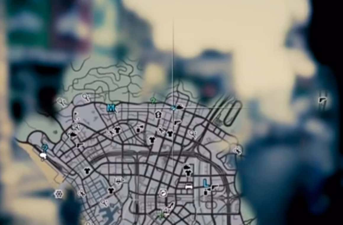 GTA 5 Easter Eggs - GTA BOOM