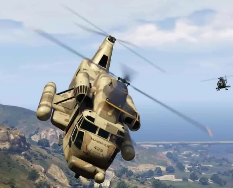 GTA Online Players Getting Free Money, Cargobobs - GTA BOOM