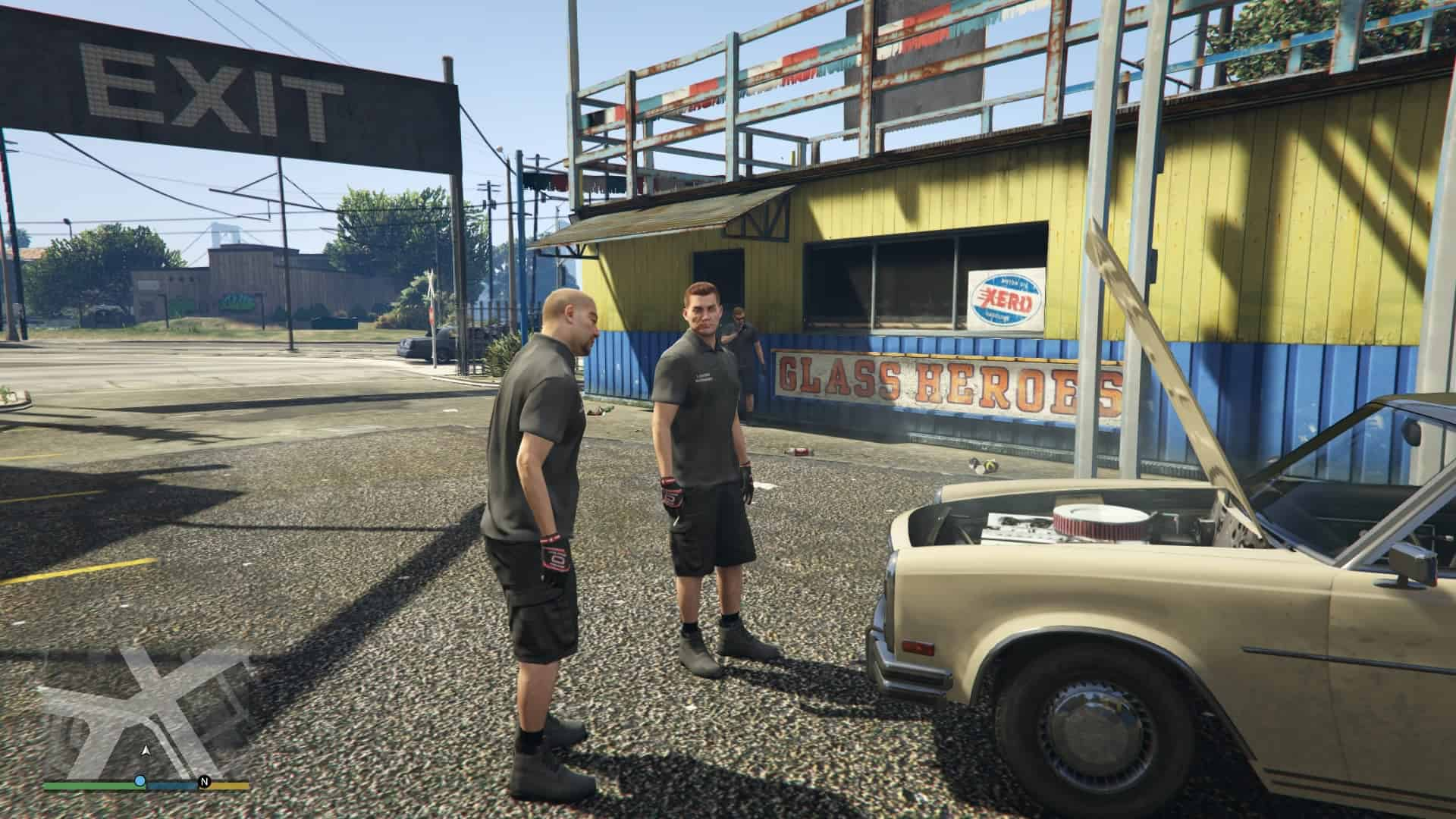 where do you find a tank in gta 5 online
