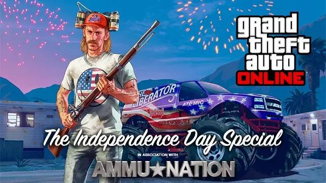 GTA V Independence Day