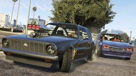 Supercars Gallery Fastest Muscle Car In Gta 5 Story Mode