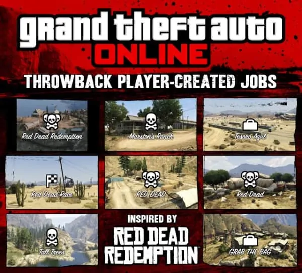 GTA-V-RDD-Jobs