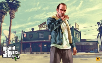 GTA V wallpaper 5