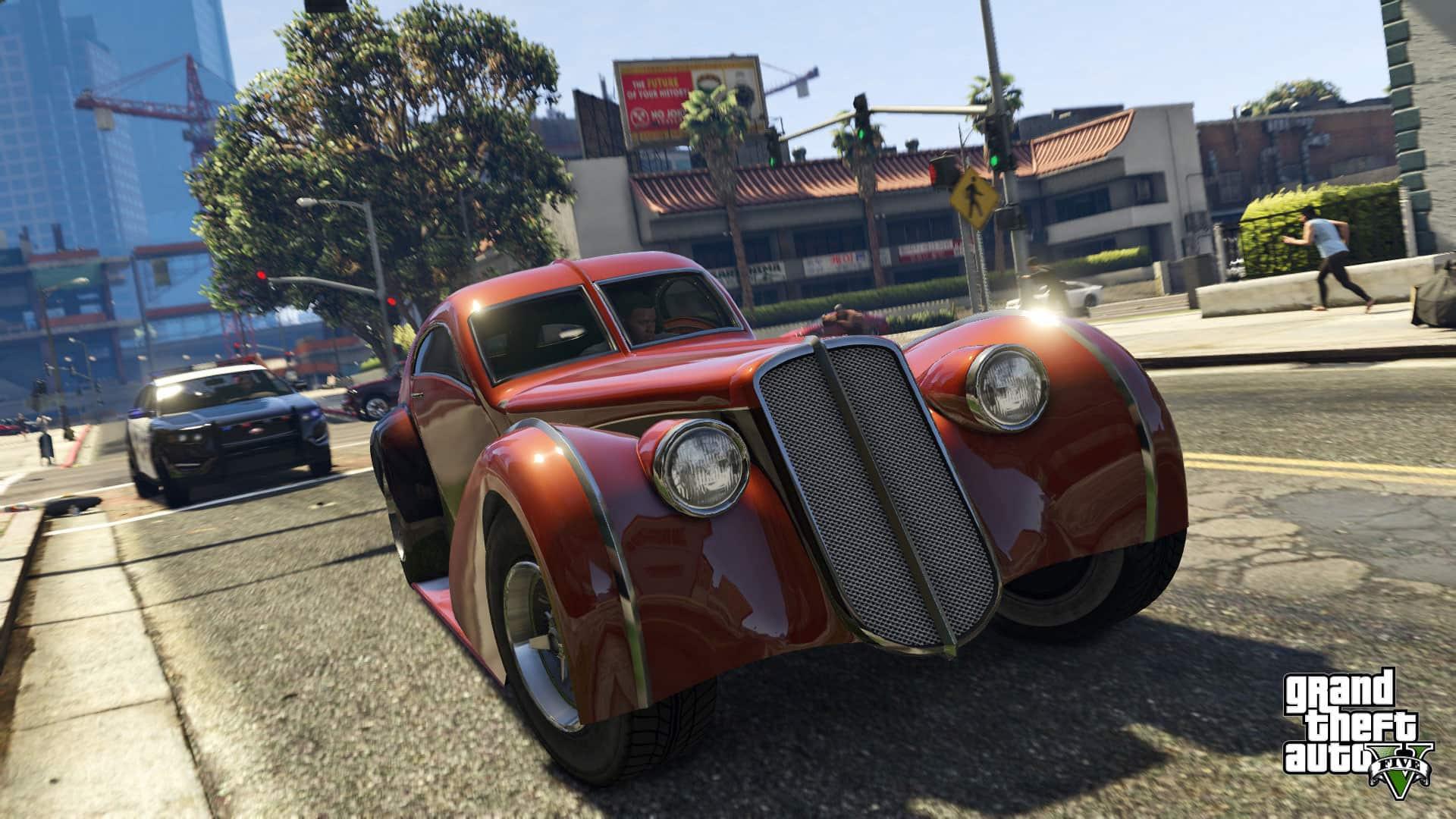 All the GTA V Next-Gen Screenshots - GTA 5 Cheats
