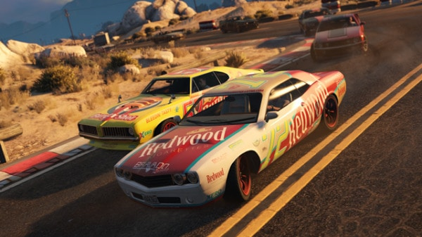 GTA-V-muscle-car