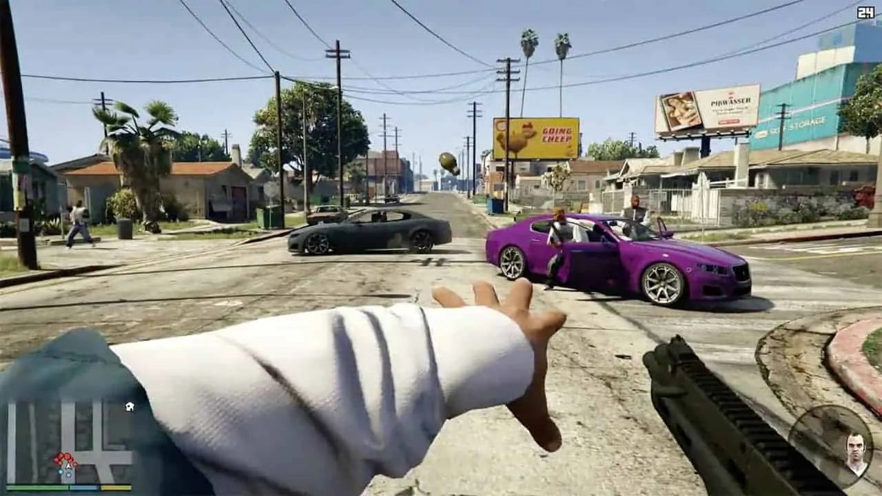 GTA 5 First vs Third Person View Guide - GTA BOOM