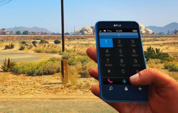 Brief History of GTA V Cell Phone Cheats
