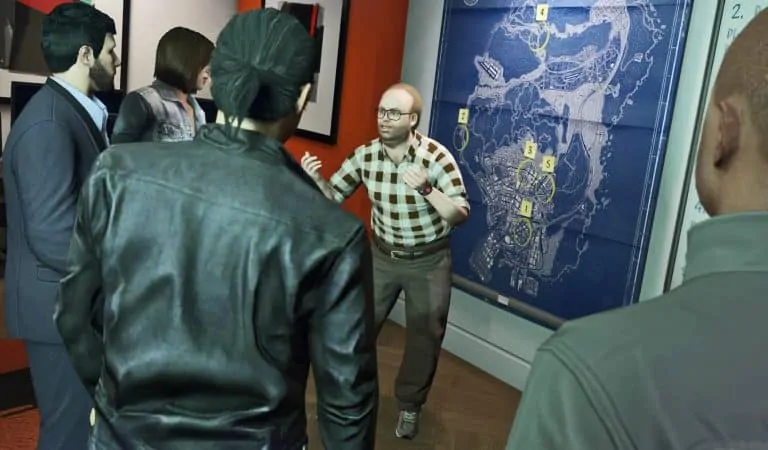 GTA 5 Heists Guide (Story Mode)