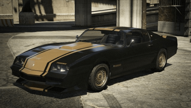 The Best Muscle Cars In Gta  Online