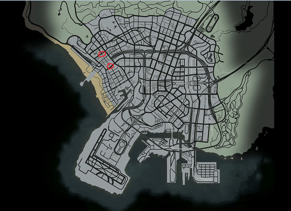 Gta Online Simeon Car Locations Guide Gta 5 Cheats
