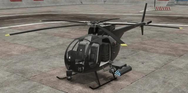 GTA-V-Buzzard-Helicopter