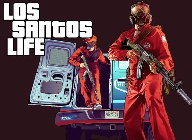 GTA-V-Los-Santos-Life