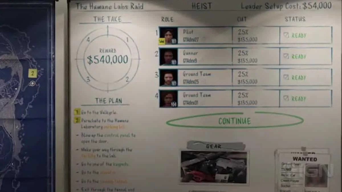 Ultimate GTA Online Heists Guide: EVERYTHING You Need - Page 2 of 2