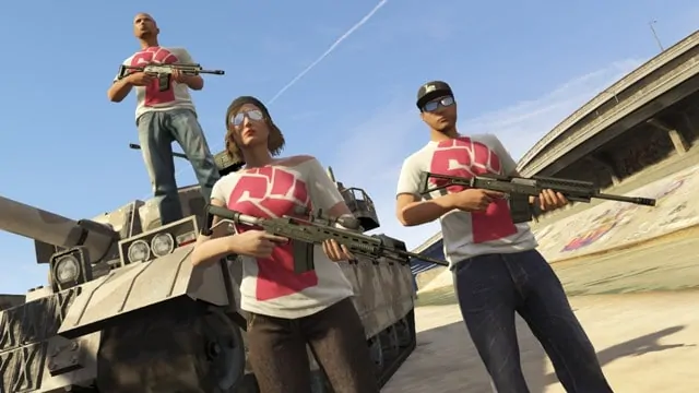 Find a GTA Online Heists Team