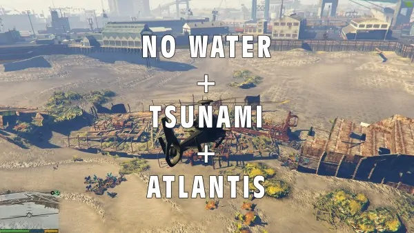 Drain the Sea, Create Tsunamis, or Flood Los Santos - GTA ...