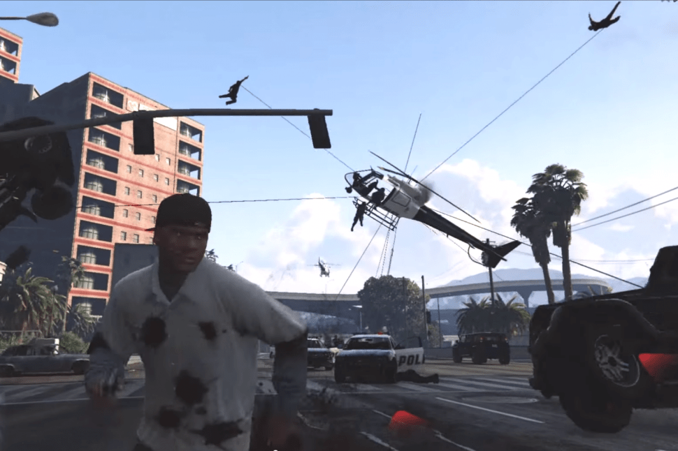 Top 10 Grand Theft Auto 5 Mods To Give You Superpowers - GTA