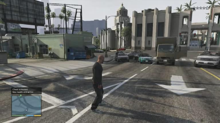 Max Health & Armor Cheat Demo Video - GTA BOOM