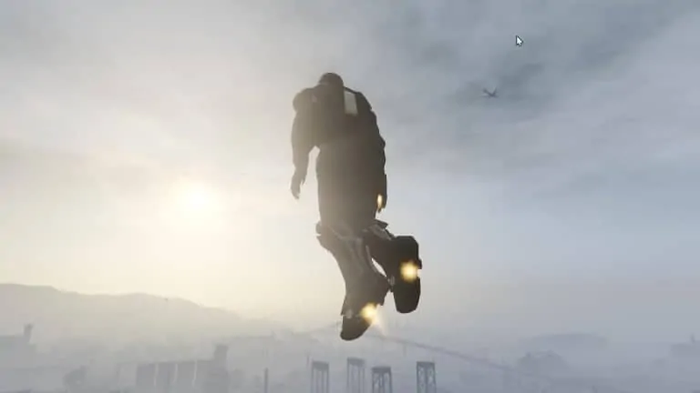 GTA V Meets Iron Man - GTA BOOM
