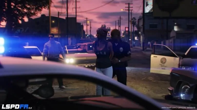GTA V LSPDFR 0 3 Announced With Preview - GTA BOOM