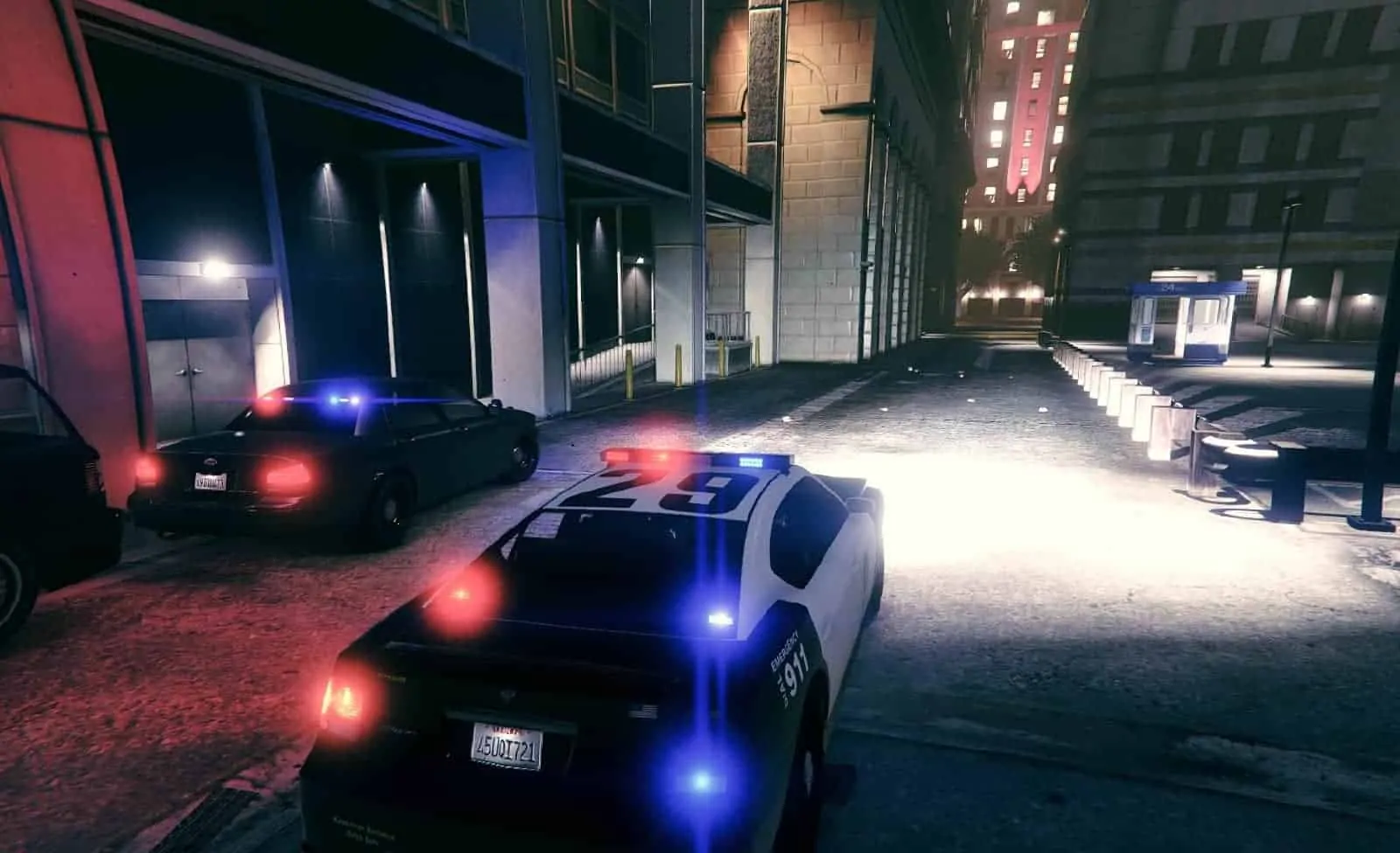 Grab A Donut With This New GTA V Police Mod - GTA BOOM