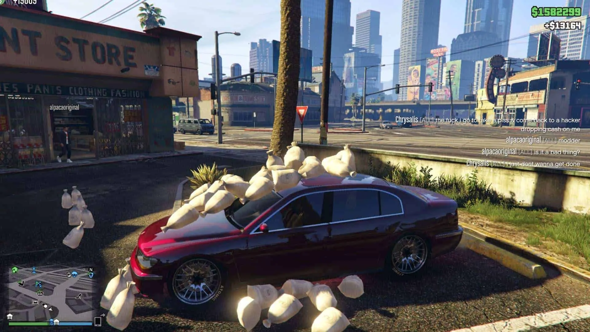 Cheats Gta 5 Online