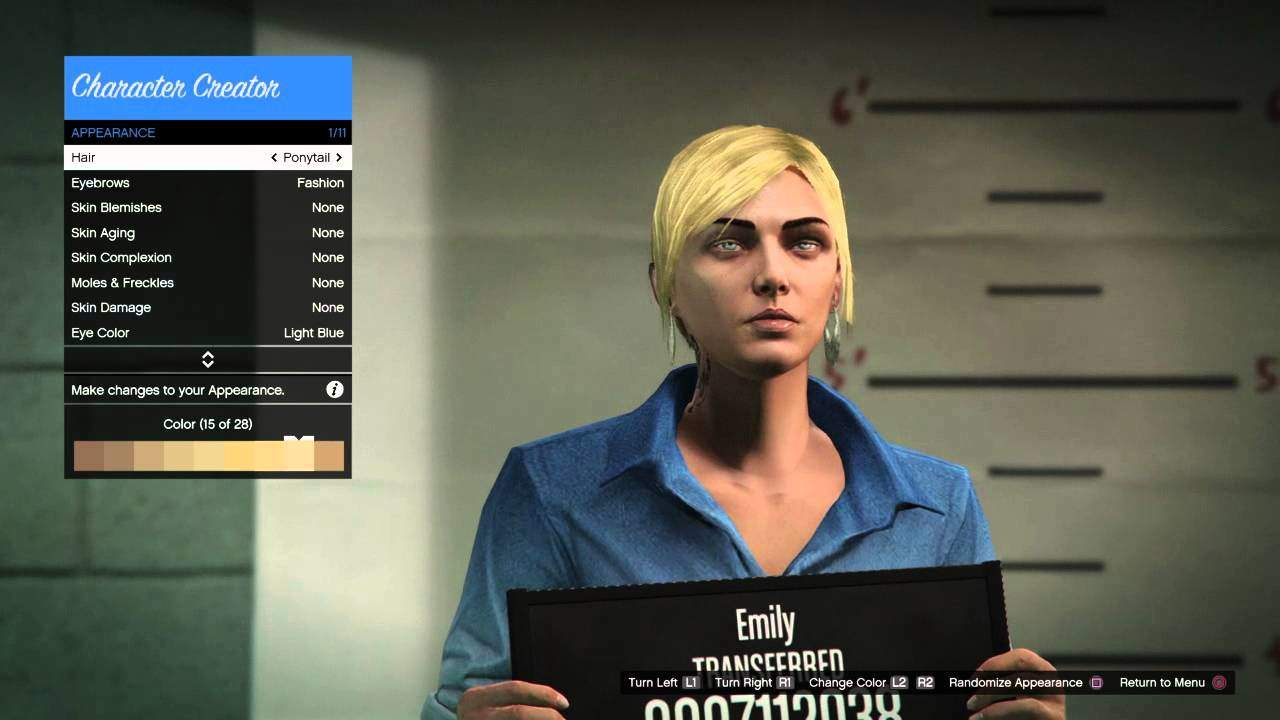 Gta Online Modify Character Wiring Diagrams Chickenwingdiagrampng No More Re Customization Through Support Boom Rh Gtaboom Com V