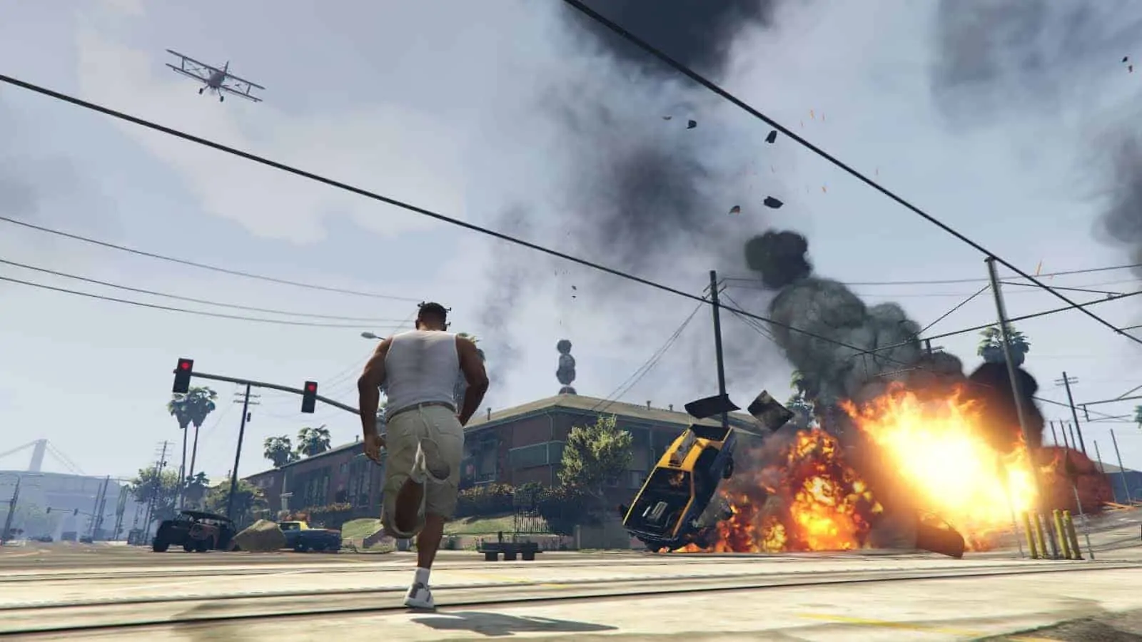 You Can End The World In GTA V - GTA BOOM