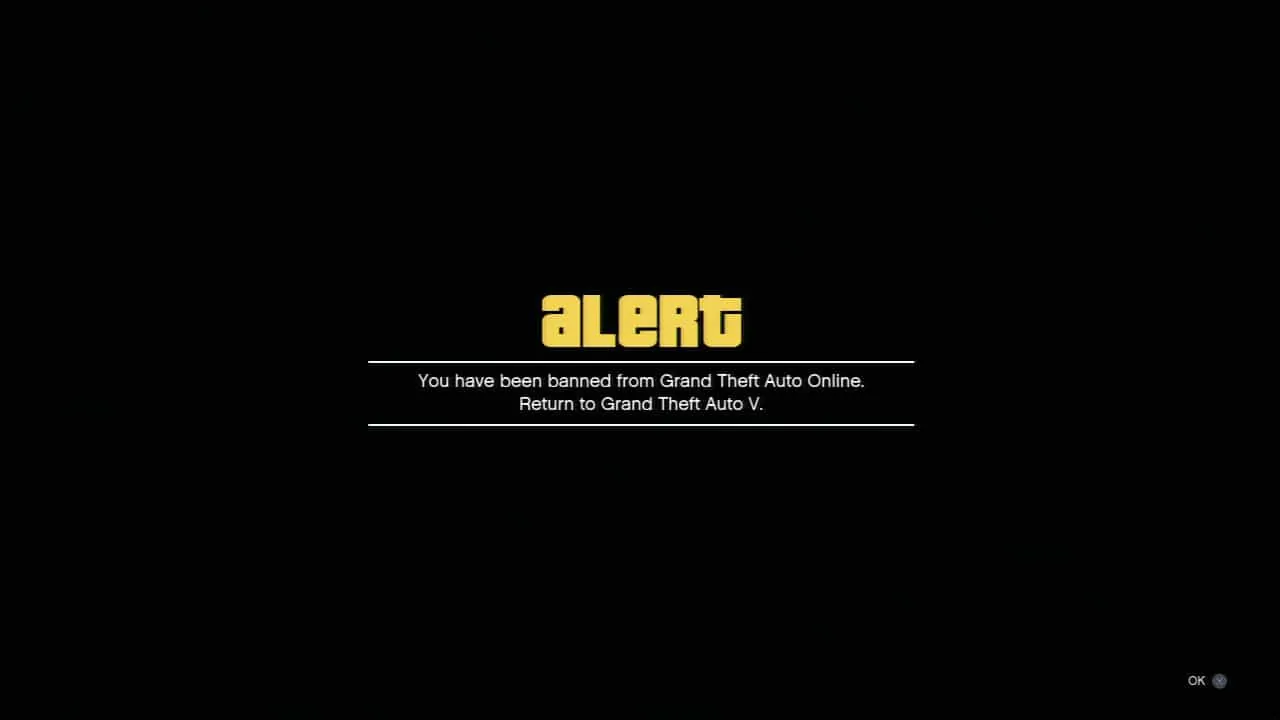 Gta Online S Newest Ban Wave Cleans The Streets Gta 5 Cheats