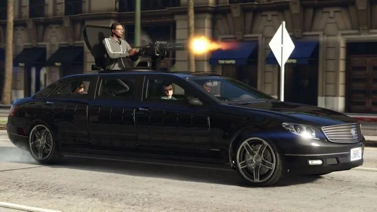 Cash In On GTA Online VIP Mission Glitch - GTA BOOM