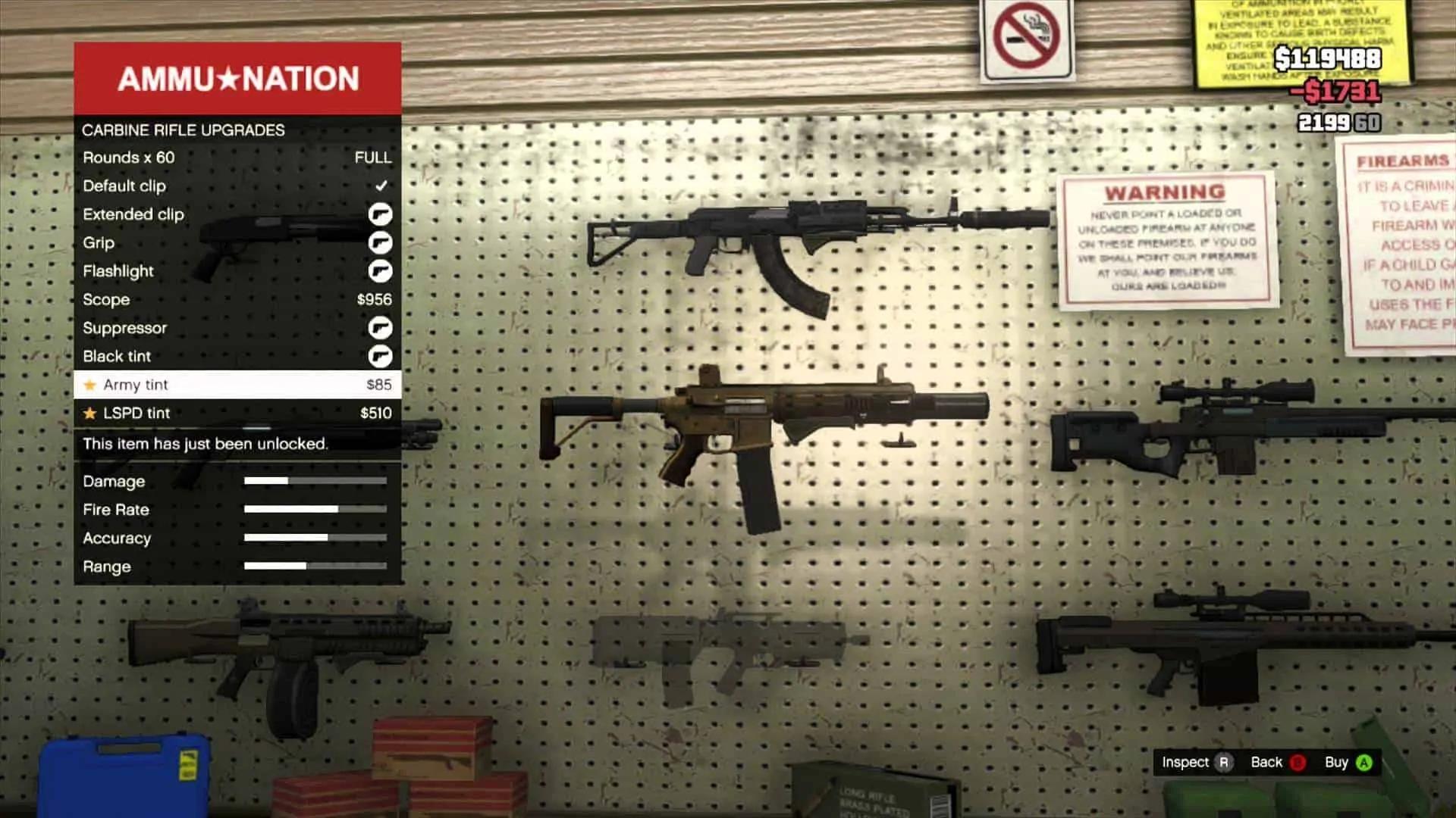 gta v story mode free weapons