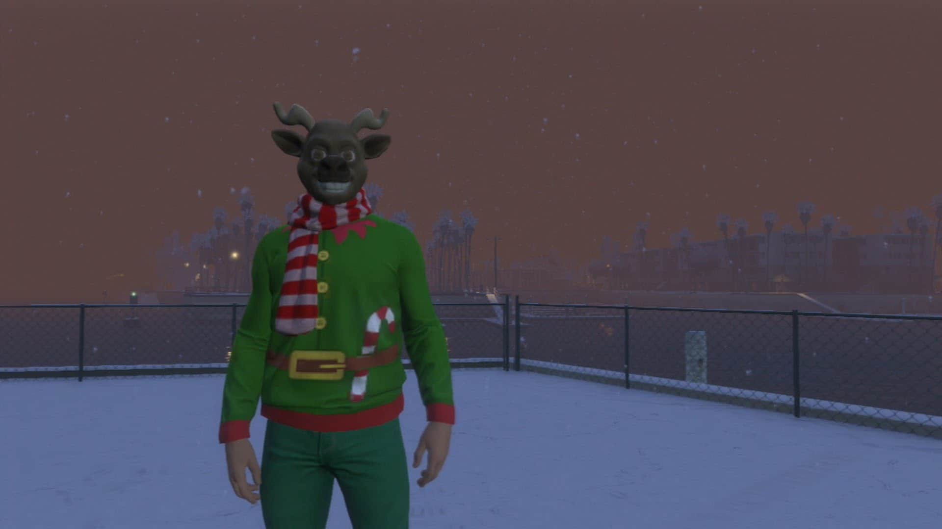 All Gta Christmas Masks.Gta Online Holiday Dlc Content Leaked Gta Boom