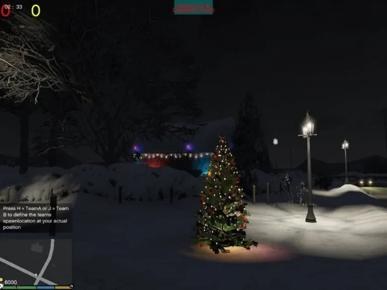 When Is Gta 5 Online Getting Snow And Christmas Tree 2021