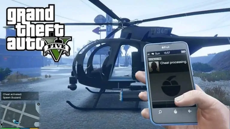 This page has the full list of cheat codes for the PS4 and PS3 versions of GTA 5 as well as some original videos and first-hand advice on using them. Click here for the Xbox cheat codes , the PC cheats or the cell phone cheats .