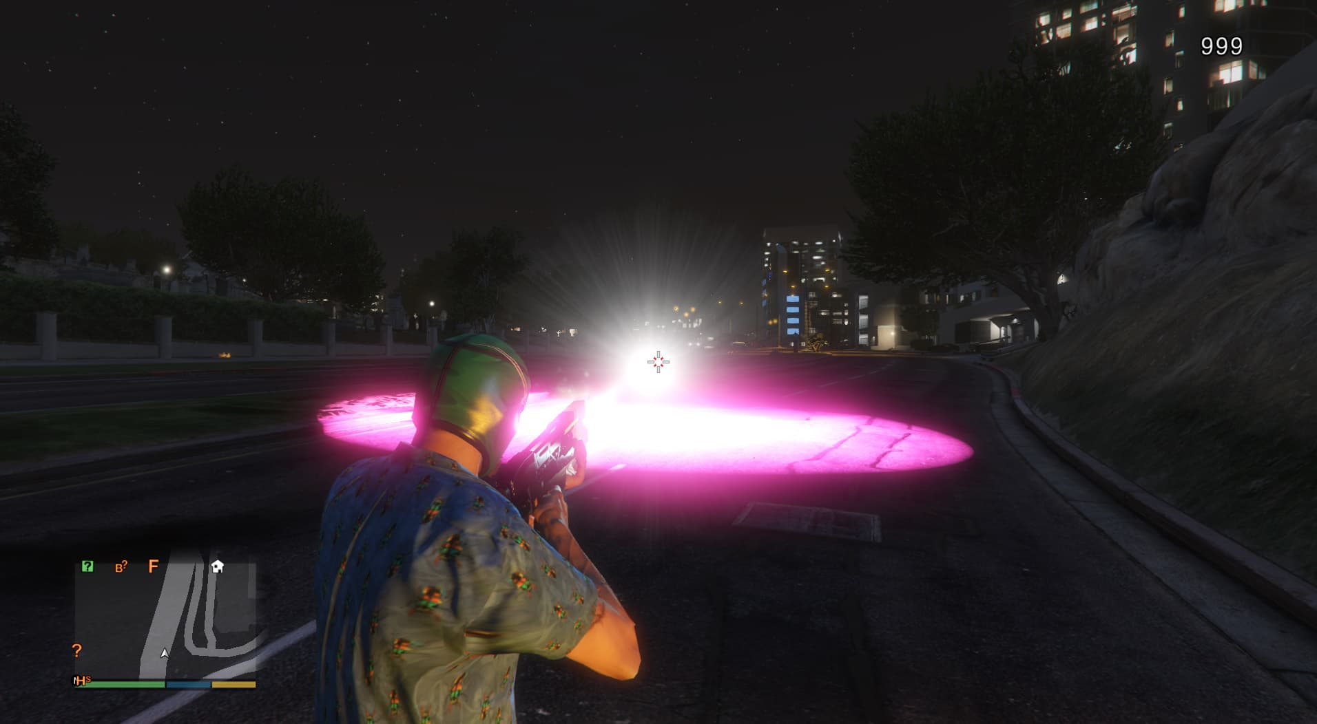 GTA V Explodes In Neon With This Mod - GTA BOOM