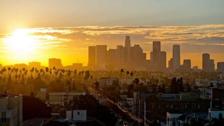 Los Santos Sunrise