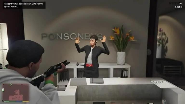GTA V Gets Good Old Robbery Thanks To Mod - GTA BOOM