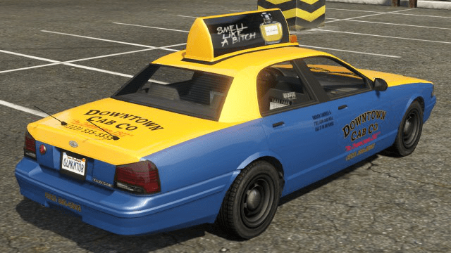 how to call a taxi in gta 5