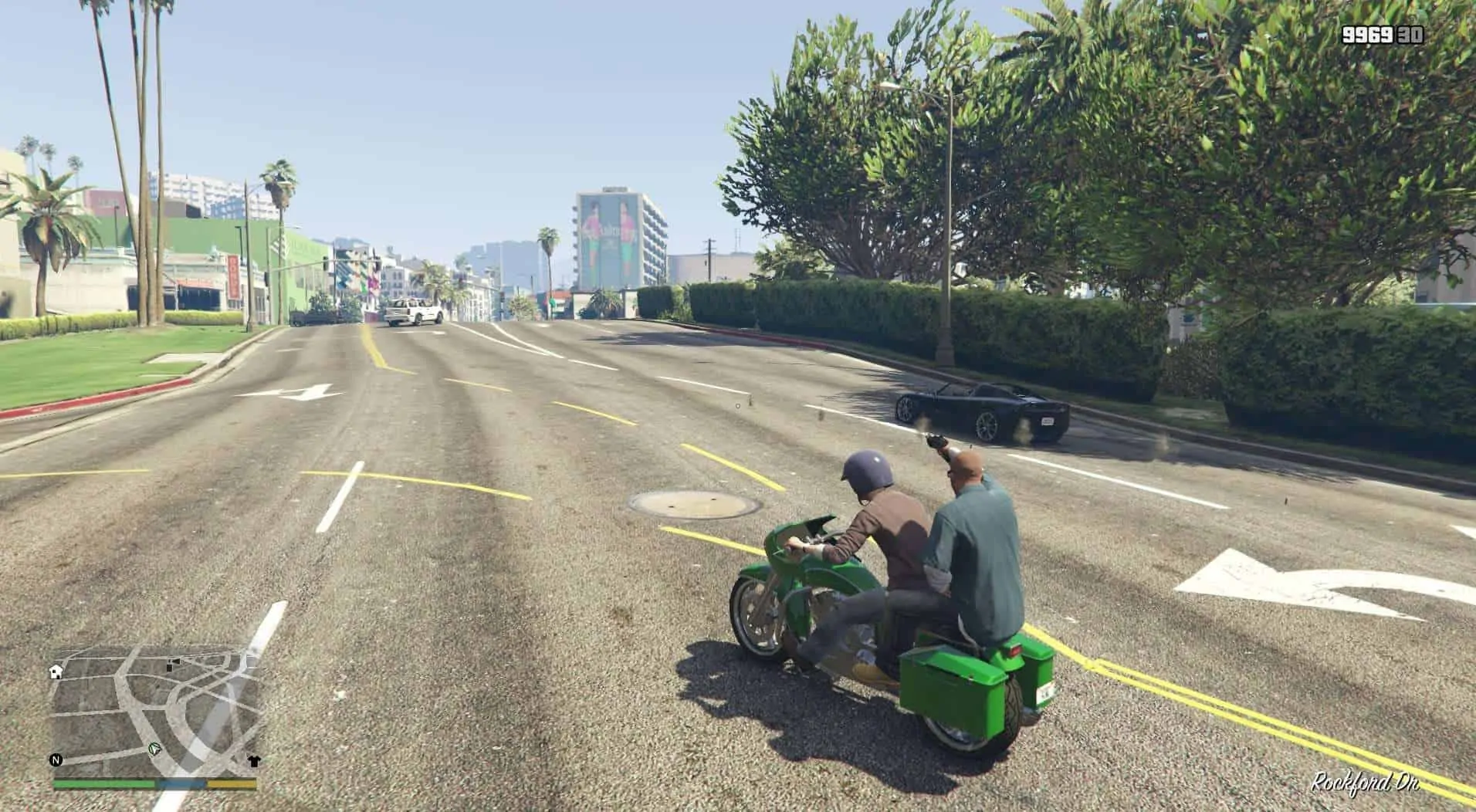 is gta 5 ps4 multiplayer
