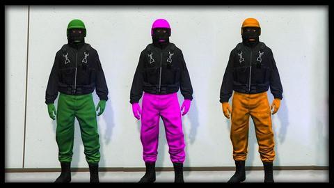 GTA Online Drop Zone Outfit Saving Glitch - GTA 5 Cheats