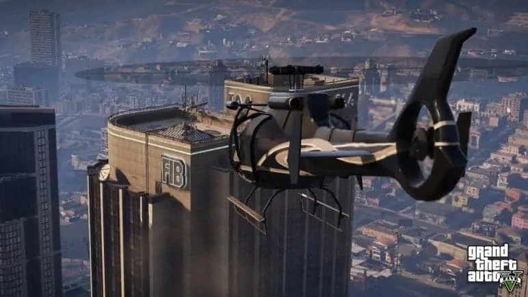 gta 5 building glitch