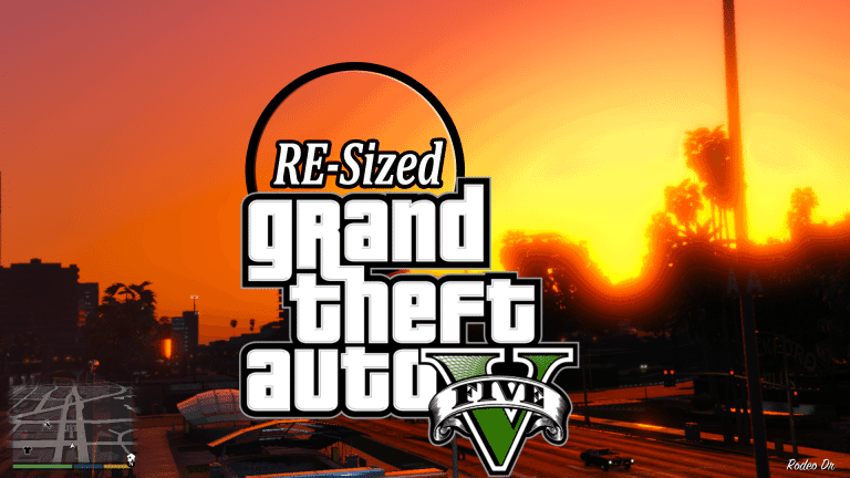 GTA V Texture Mod Improves PC Performance - GTA BOOM