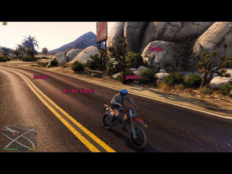 GTA V Texture Mod Improves PC Performance - GTA BOOM