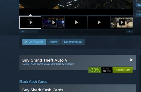 GTA V On PC Reaches Lowest Price Ever - GTA BOOM