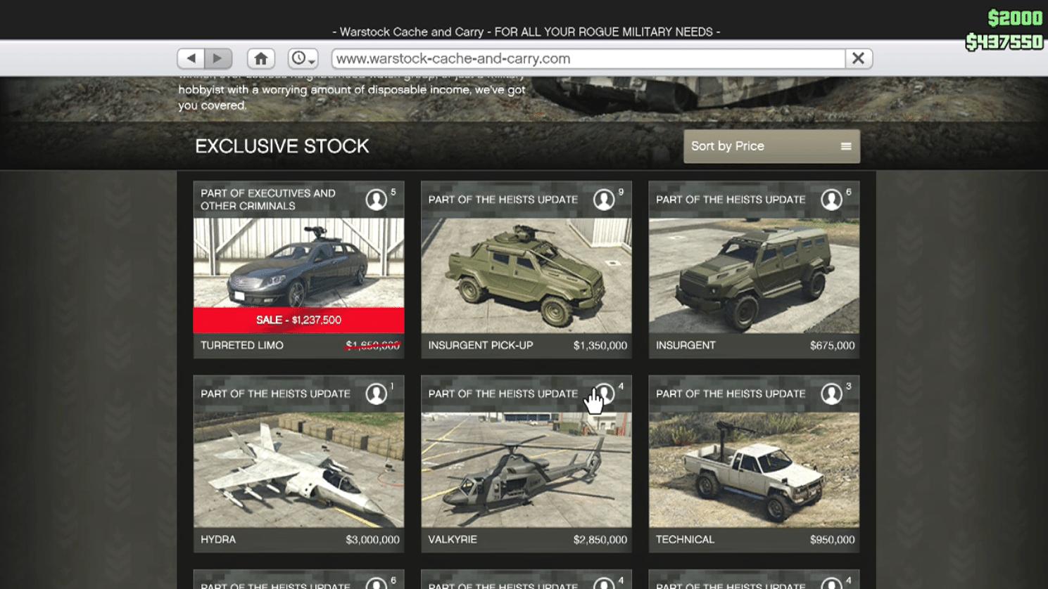 massive gta online vehicle sale under way gta 5 cheats