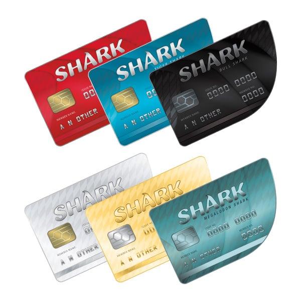 sharkcards